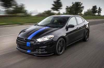 Dodge Mopar '13 Dart (2013) Front Side