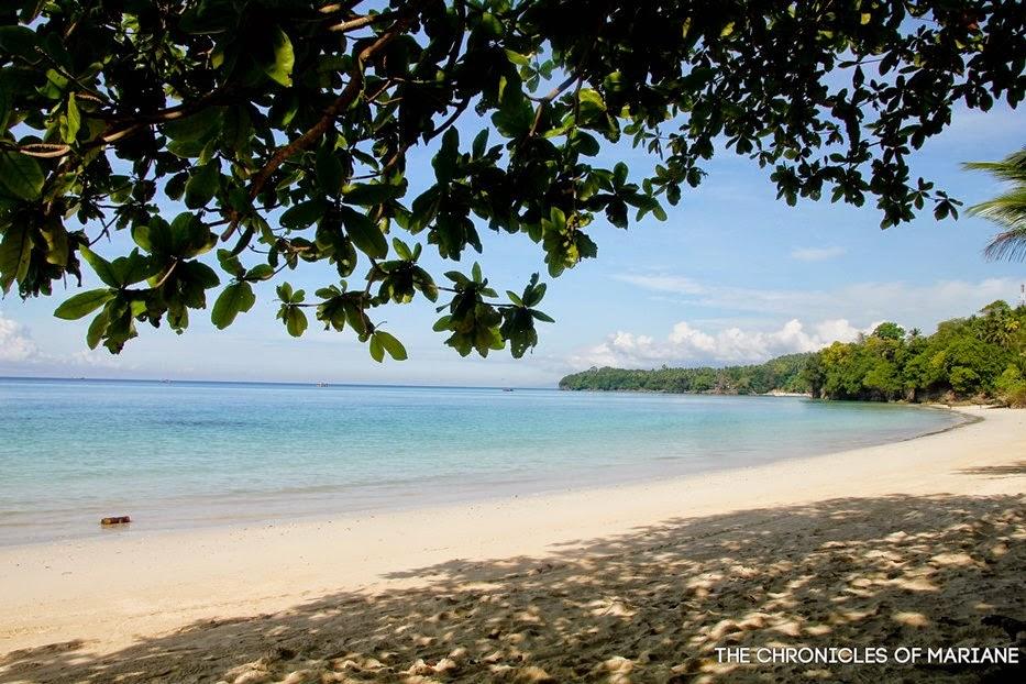 gumasa beach mindanao
