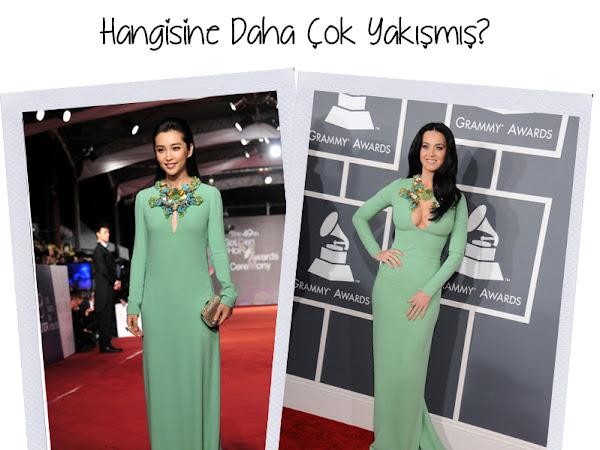 Hangisine Daha Çok Yakışmış? | Li Bingbing vs Katy Perry