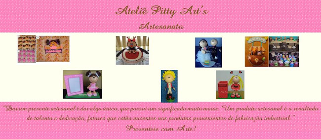 Ateliê Pitty Art's
