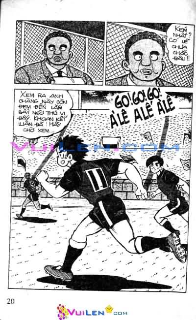 Jindodinho - Đường Dẫn Đến Khung Thành III  Tập 23 page 20 Congtruyen24h