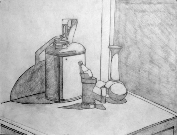 Beginning Drawing Still Life Imgurl