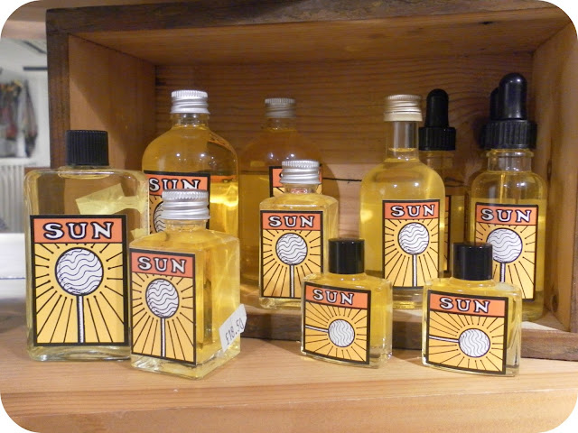 A picture of Lush Sun perfume