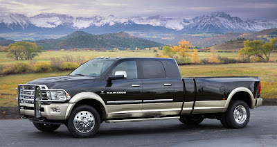 Dodge Ram Long-Hauler Concept 2011