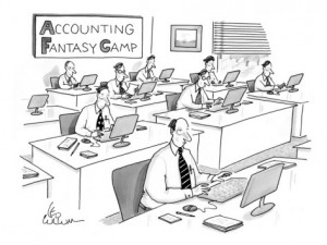 Accounting Fantasy Camp D13