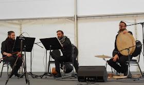 Taner Akyol Trio - Festival Orient, Tallinn - Photo credit Hilary Glover