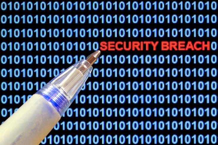 binary codes data breach