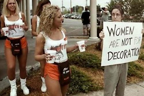 Saat milik Wanita membuat orang lain Panik