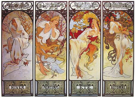 Nouveau Showgirl: Love Vintage