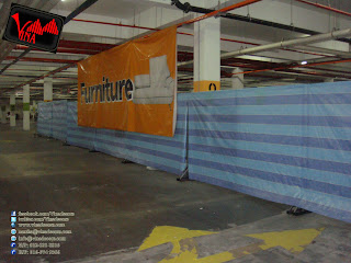 Fencing / Netting by Vina Canopy & Decor, Harvey Norman Warehouse Sale - Citta Mall! (31-May-2013 To 02-Jun-2013)
