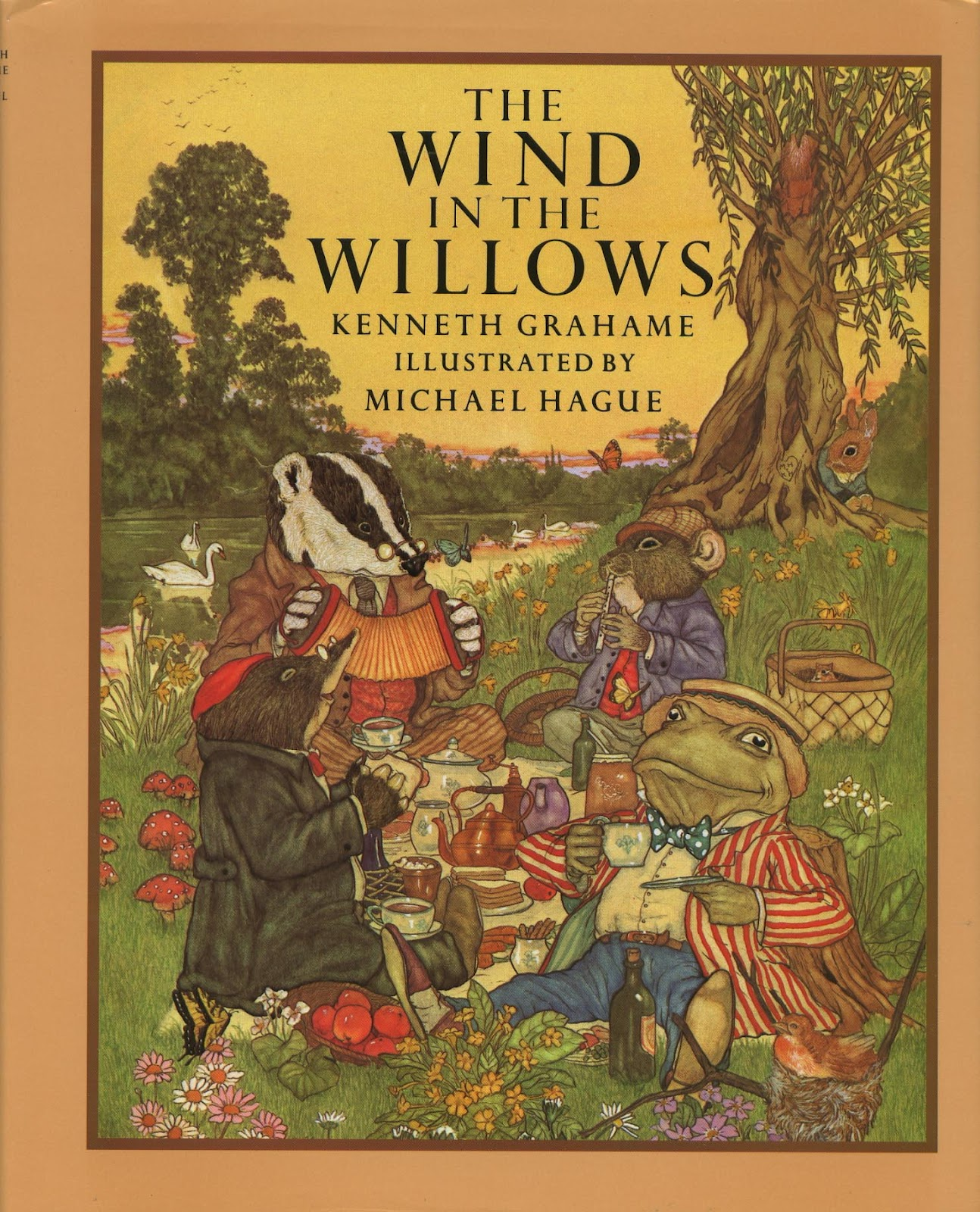 The Stone And The Star: Kenneth Grahame's The Wind In The