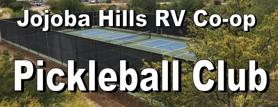 Jojoba Hills Pickleball Club