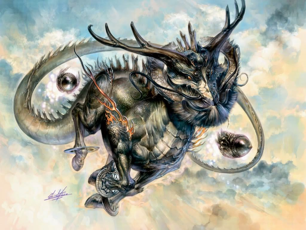 Mitologi Kirin atau Qilin, juga dieja Kylin