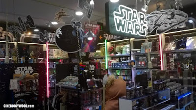Star Wars The Force Awakens Tokyo Japana toys