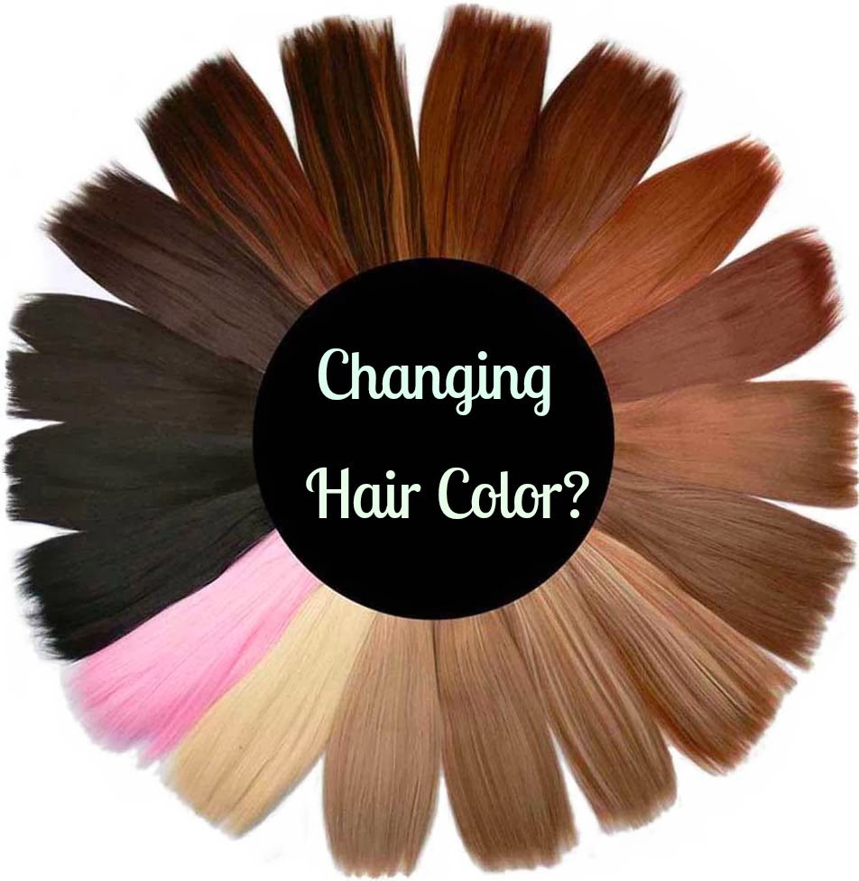 cheerleaders hairstyles : ... by Kristen Morton: Tips to Consider When Changing Your Hair Color