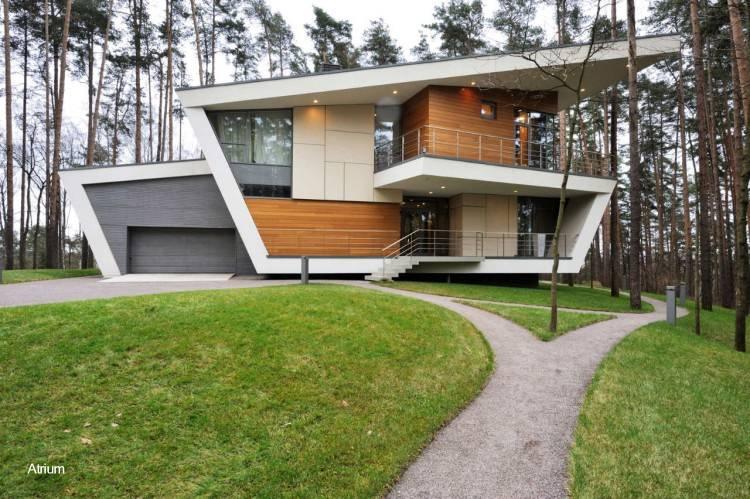 casas modernas cantabria