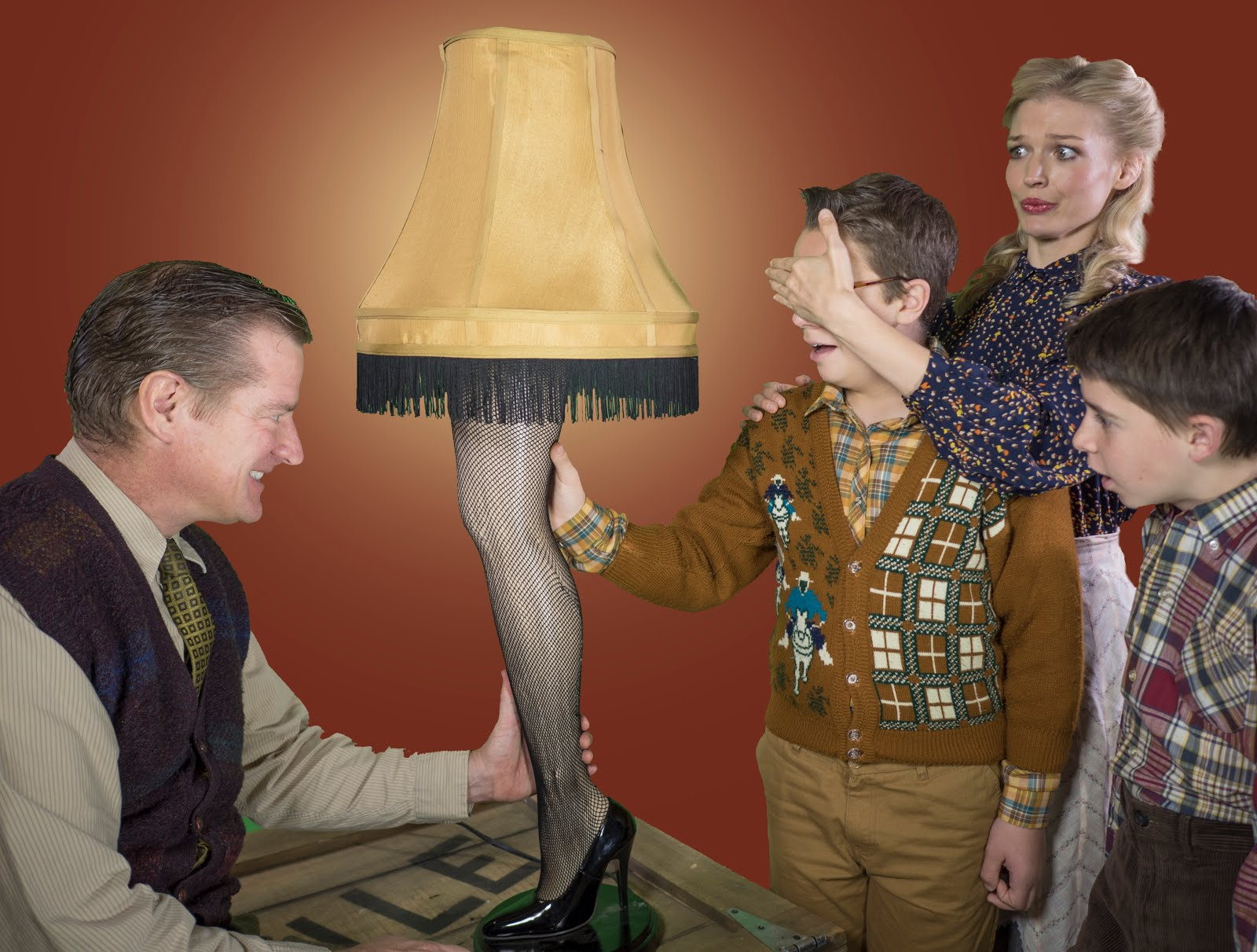 A Christmas Story: The Rep\'s Gift to Downtown Albany! | Discover Albany