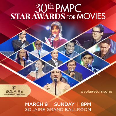 30th PMPC Star Awards for Movies 2014 List of Winners