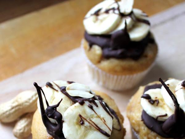 #Rudelbackenahoi - vegane Bananen-Erdnuss-Muffins für Rehlein backt!