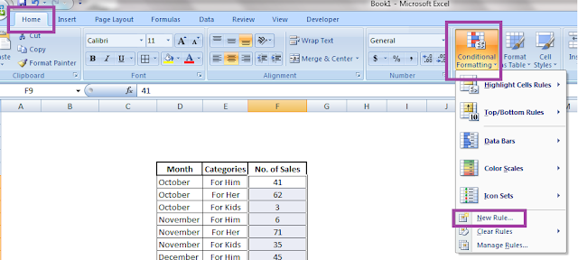 Excel, Excel How to, Excel Tutorial, How to use Conditional Formatting in Excel, in Excel, In Microsoft excel, Microsoft Excel, Microsoft excel tutorial