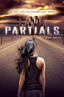 bookcover of PARTIALS by Dan Wells