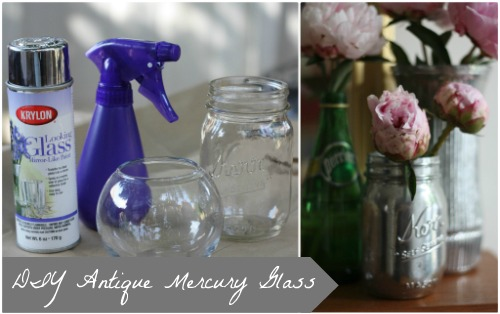 How to diy antiqued mercury mirror glass 17 apart so what do you think would you try this what piece of glass would you transform with fun diy this finishing technique solutioingenieria Choice Image