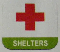 American Red Cross Shelter Finder App