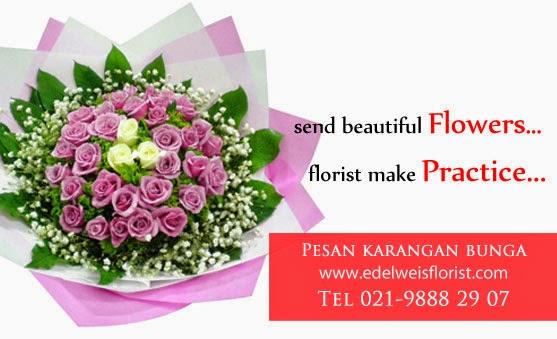 toko bunga di jakarta, bunga rangkaian indah