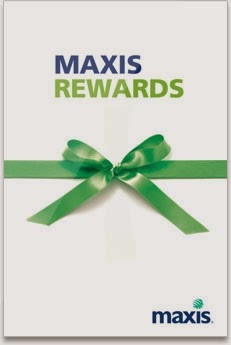 Maxis Rewards