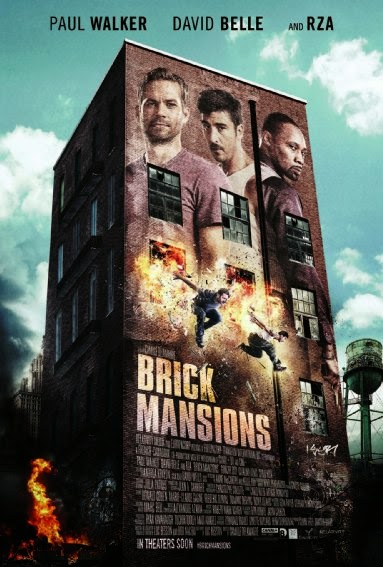 Brick Mansions (2014) BluRay 720p