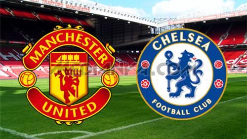 Jadwal MU VS Chelsea 2013
