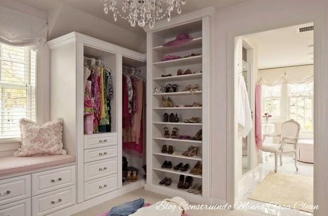 Armario De Banheiro Planejado ~ Construindo Minha Casa Clean Closet Com ou Sem Porta? Modelos Lindos, Pequenos e Famosos!