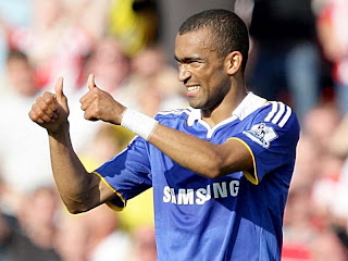 Jose Bosingwa Chelsea Wallpaper 2011 1