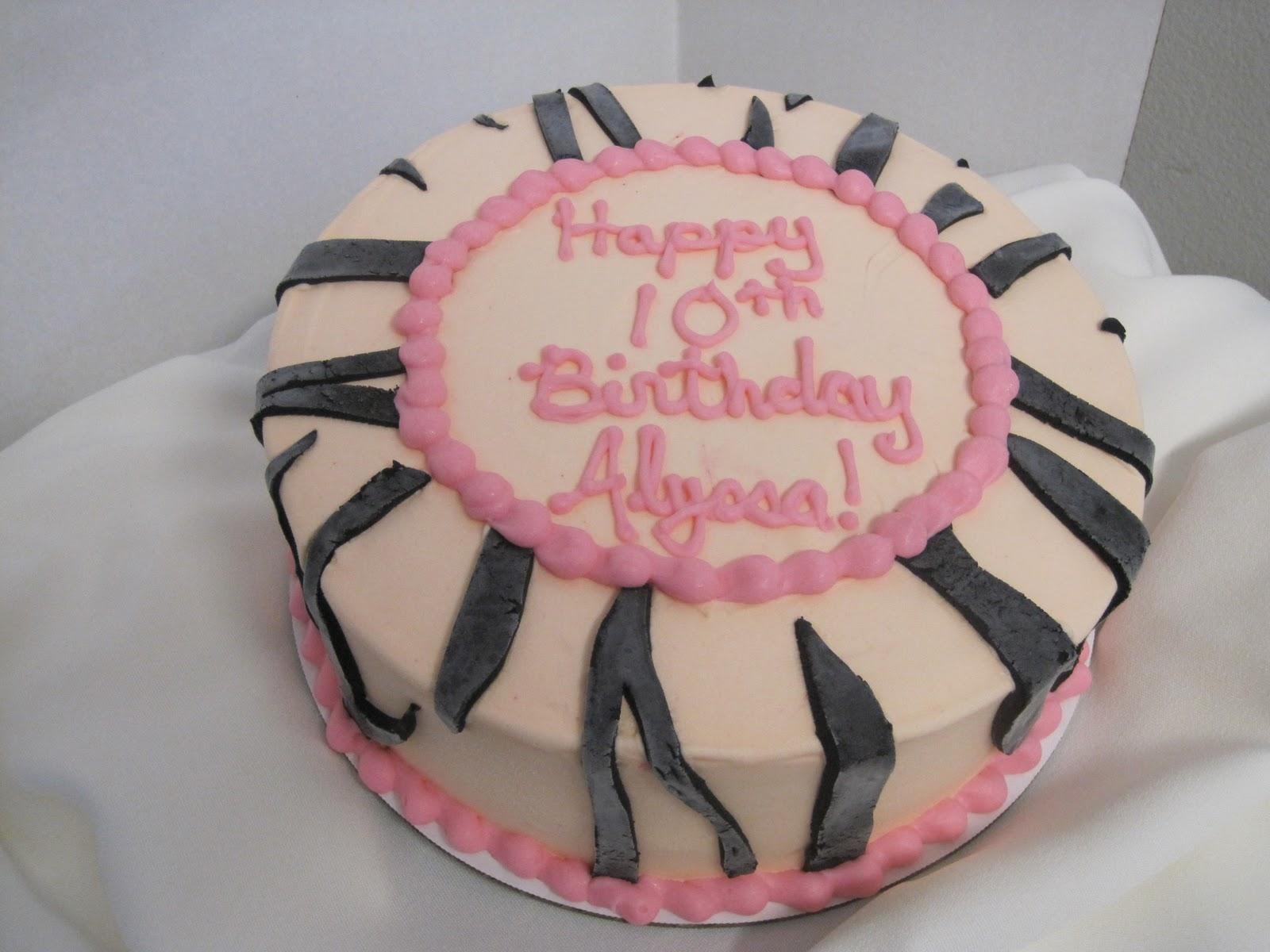 Ice Cream N Cake