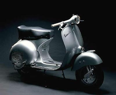 gambar motor vespa keren gambar motor skuter Vespa 46