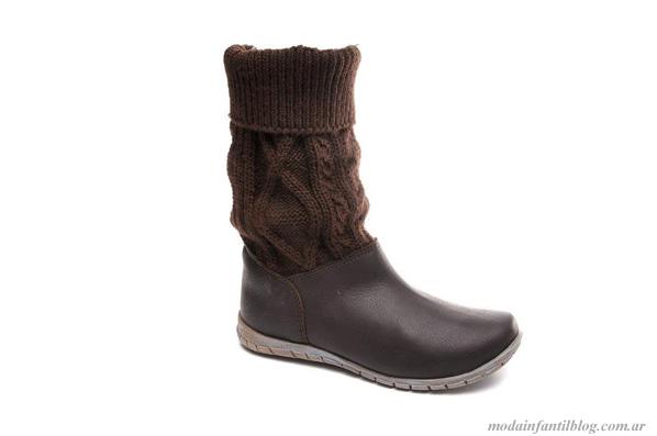 botas para niñas diuff invierno 2013