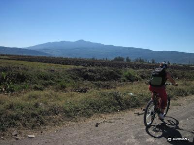 Ciclismo rural en Tlajomulco