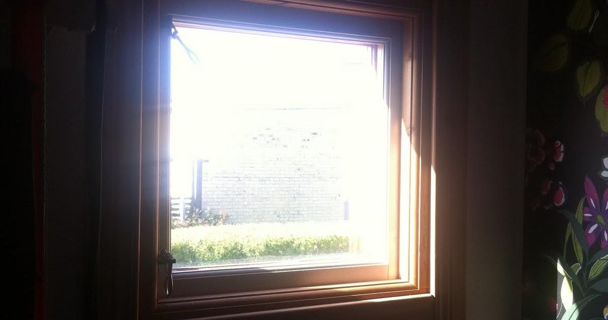 Smycka ditt hem: Om målning fönsterkarm