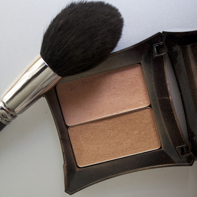 illamasqua bronzing duo in glint & burnish