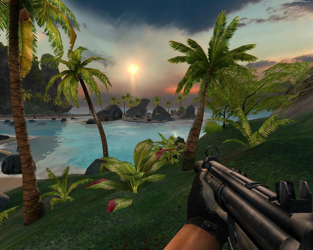 Far Cry (2 4) скачать игру через торрент для PC