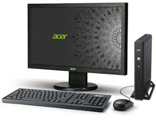 Acer Veriton N VN2110G-UT01L Desktop Review screenshot 3