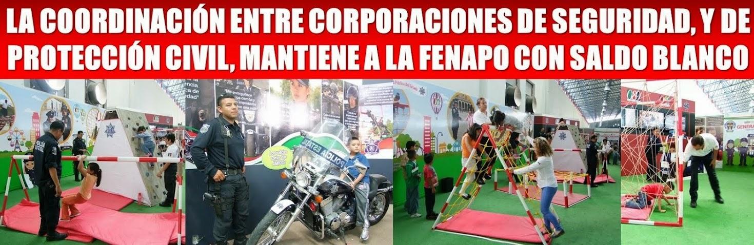 LA FENAPO 2014: LA MEJOR FIESTA DEL VERANO EN MÉXICO, Y EN EL MUNDO.