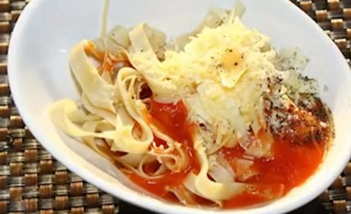 Receta Salsa Deliciosa Pomodoro