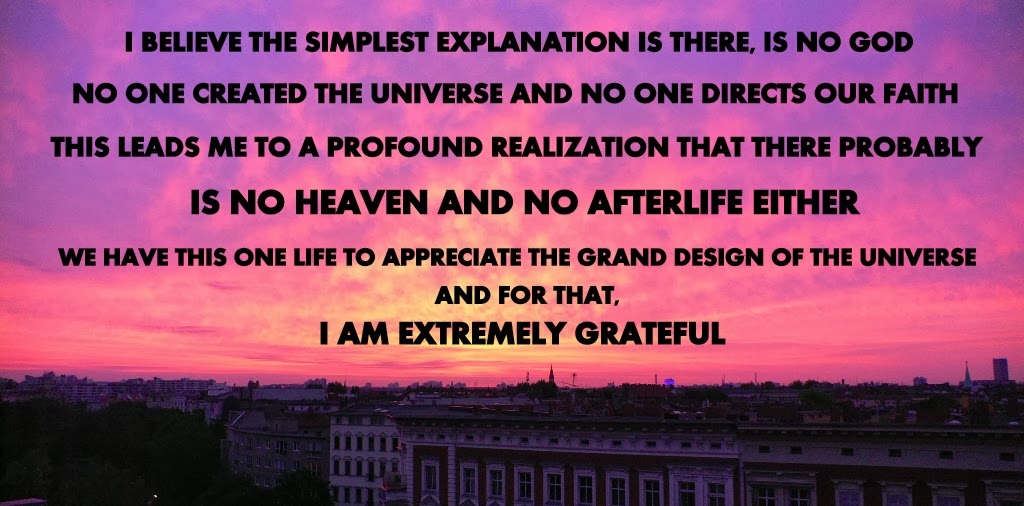 Afterlife, Heaven, Hell, Quotes