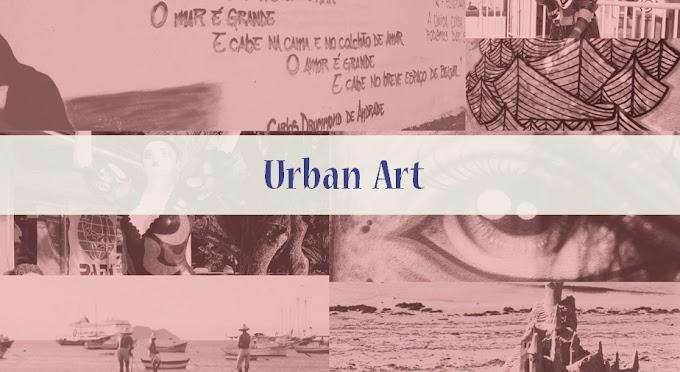 A Arte Urbana na minha lente