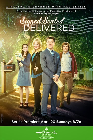 SIGNED, SEALED, DELIVERED 1X10 ONLINE