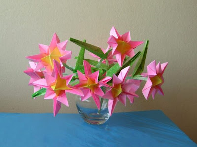 origami flowers pictures
