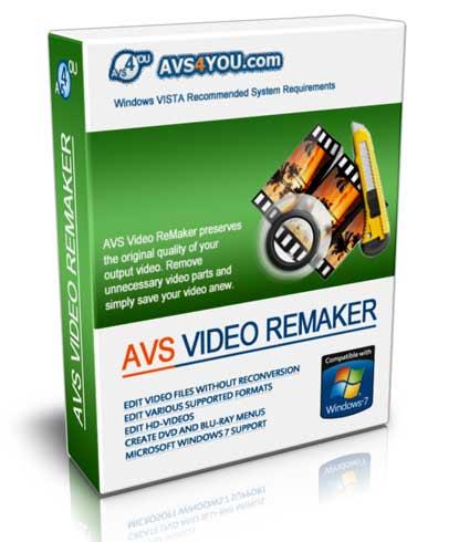 AVS Video ReMaker 4.3.2.166
