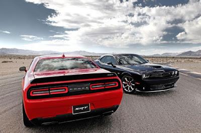 Dodge Challenger SRT Hellcat 2015