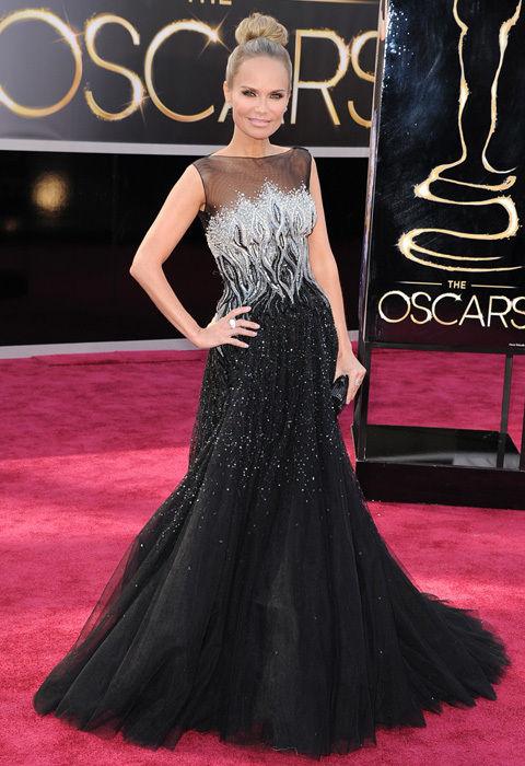 Fashion sight oscars 2013 - Silver red carpet dresses ...